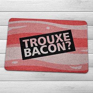 Capacho Ecológico Trouxe Bacon?