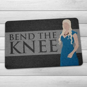 Capacho Ecológico Game of Thrones - Bend The Knee