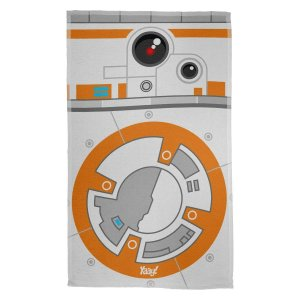 Pano de Prato Star Wars - BB-8