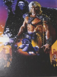 Placa Decorativa He-Man