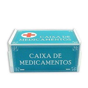 Caixa de Remédio Vintage