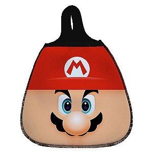 Lixinho de Carro Super Mario - Mario