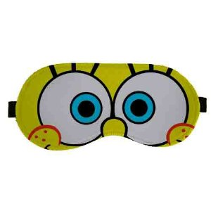 Máscara de Dormir Bob Esponja