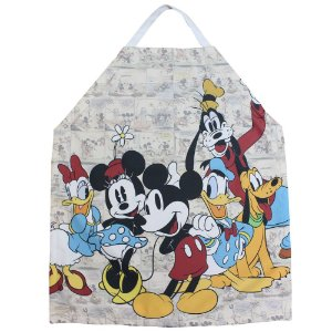 Avental Canvas Mickey