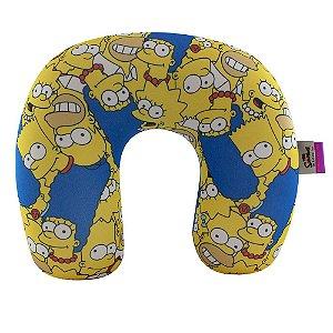 Almofada de Pescoço Simpsons - Família