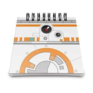 Bloco de Anotações Star Wars - BB-8