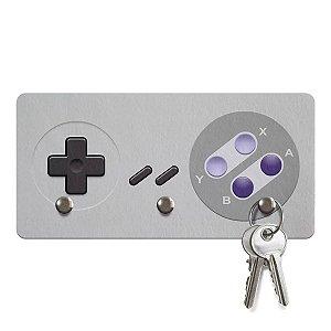 Porta Chave Joystick - 16 bits