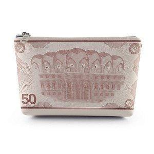 Necessaire La Casa de Papel - Dinheiro