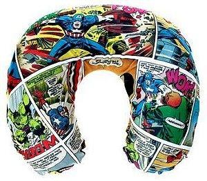 Almofada de Pescoço Visco Marvel - Comics Colors