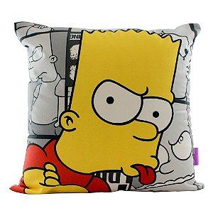 Almofada Simpsons - Bart Careta