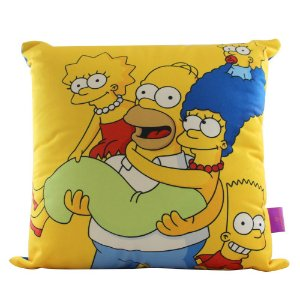 Almofada Simpsons - Família