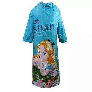 Cobertor Com Mangas Alice - Caminho