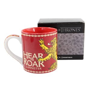 Caneca 470ml Game Of Thrones - Lannister