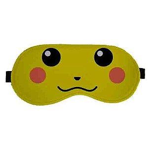 Máscara de Dormir Pokemon - Pikachu