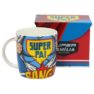 Caneca 320ml Super Pai