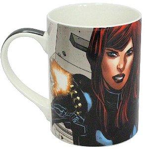 Caneca Reta Dream Mug Marvel - Viúva Negra