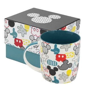 Caneca 320ml Mickey Mouse - Elementos
