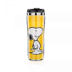 Copo para Viagem 350ml Snoopy Clássico