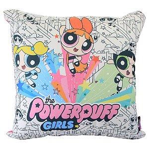 Almofada Meninas Super Poderosas - Salvando o dia