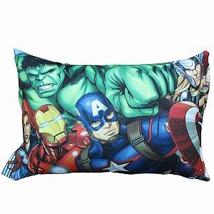 Almofada Micropérolas Marvel - Avengers Nova Geração