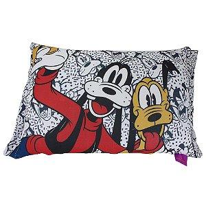 Almofada Micropérolas Disney - Pateta e Pluto