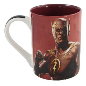 Caneca Reta Dream Mug Injustice 2 - Flash