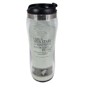 Copo para Viagem 400ml Game of Thrones  - Arya Stark