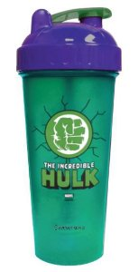 Copo Shaker 600ml Marvel - Hulk