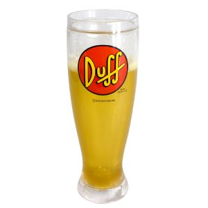 Tulipa de Chopp 450ml Simpsons - Duff Beer