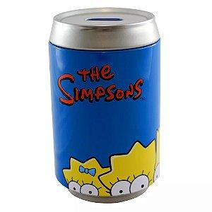 Cofre Lata Simpsons - Família