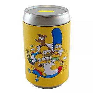 Cofre Lata Simpsons - Crazy