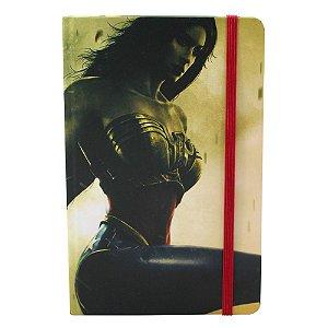 Caderno de Anotações Injustice - Mulher Maravilha