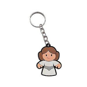 Chaveiro Princesa Leia