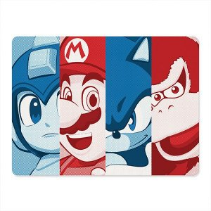 Mousepad Videogame Retrô