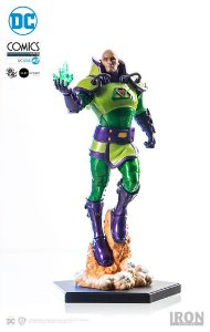 Lex Luthor Art Scale 1/10 DC Comics Serie 2 by Ivan Reis