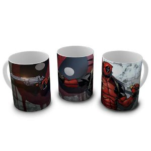 Caneca Deadpool - HQ Shot