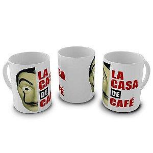 Caneca La Casa de Café