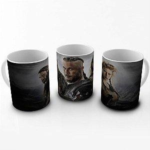Caneca Vikings - Ragnar Família
