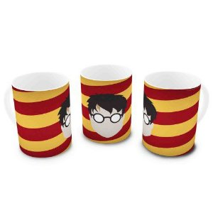 Caneca Harry Potter - Harry Face
