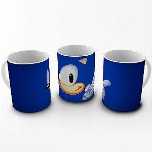 Caneca Sonic