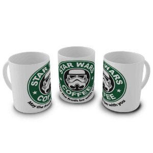 Caneca Star Wars - Coffee