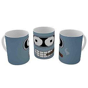 Caneca Futurama - Bender