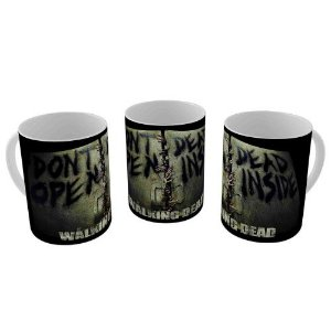 Caneca The Walking Dead - Don't Open Dead Inside