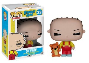 Funko Pop Family Guy - Stewie (33)