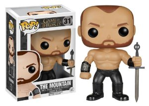 Funko Pop Game of Thrones - The Mountain