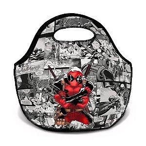 Bolsa Térmica Deadpool