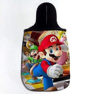 Lixinho de Carro Super Mario - Ação