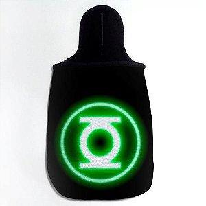 Lixinho de Carro Lanterna Verde