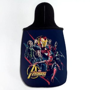Lixinho de Carro Avengers - Guerra Infinita