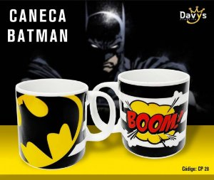 Caneca 300ml Davys - Batman